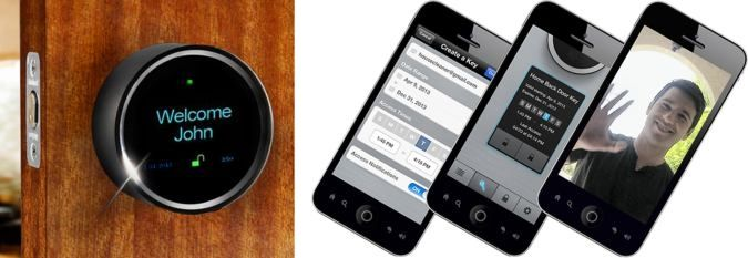 4-plex amenities (keyless entry for smartphone)