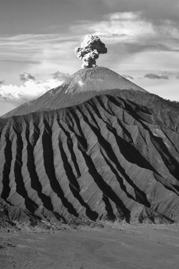 Mount Semeru, East Java. ~ Can't hardly wait to get here.