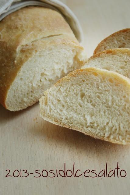 SosiDolceSalato: Ricetta Pane di Kamut con lievito madre  -  Kamut bread