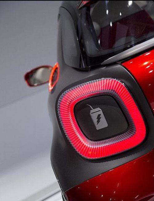 Details we like / MatteLight/ Transport/ Car/ Red Material / Break Rounded / LED / Grey / smart / at leManoosh