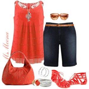 Avenue outfit - Plus size