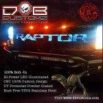 2009-2015 FORD Raptor Grille w/LED Backlit 09FRV214