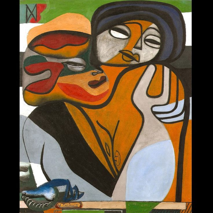 Charles-Edouard Jeanneret, dit Le Corbusier (1887-1965)