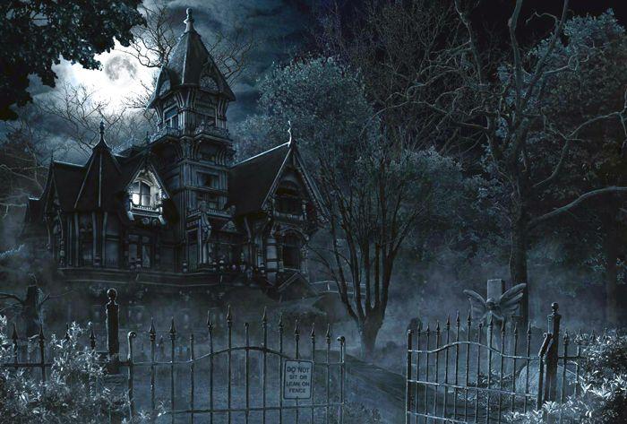 haunted...