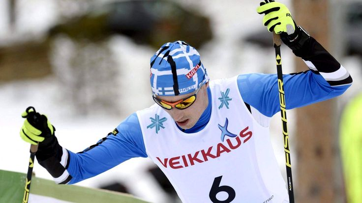 Hannu Manninen, 38, huikeassa hiihtokunnossa – kuroi kärkeä minuuttitolkulla kiinni - Yhdistetty - Ilta-Sanomat