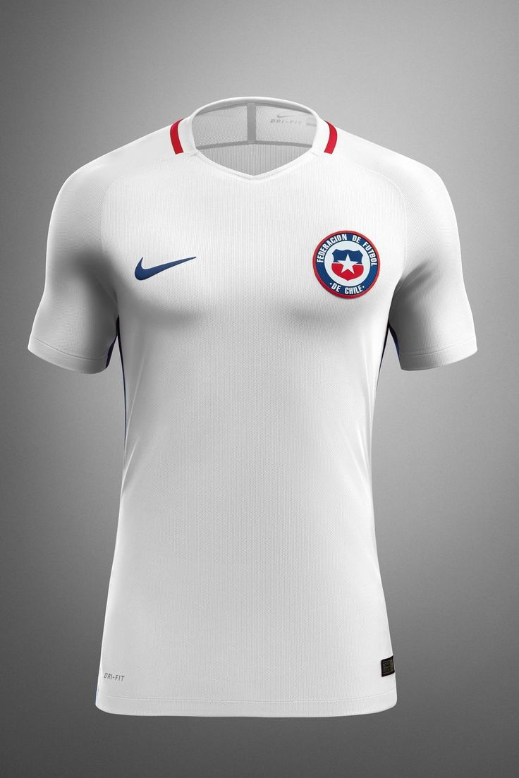 Chile 2016 Nike Home Shirts