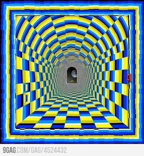 Strange effect