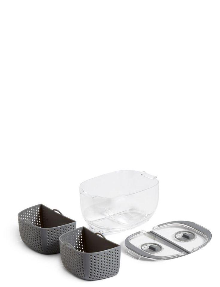 Small Fridge Storage Box