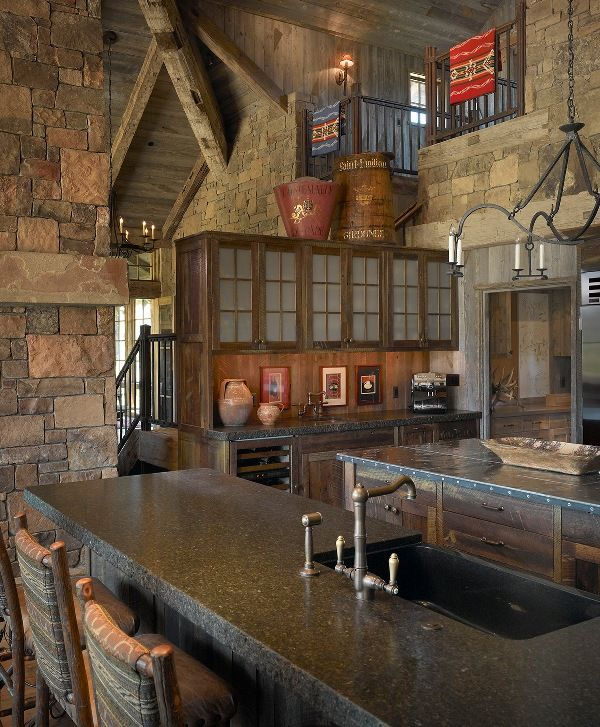 77 best images about home log home on pinterest for Log home architects