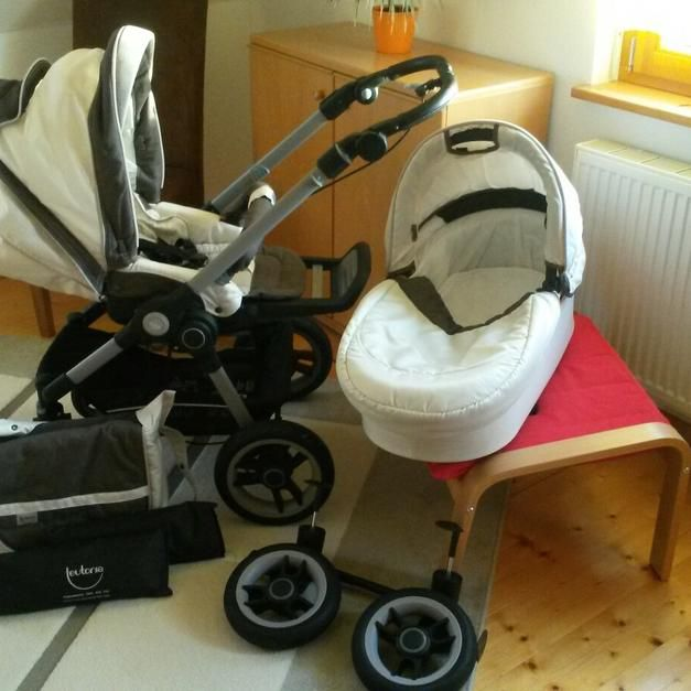 Gebraucht Kinderwagen Teutonia Be You