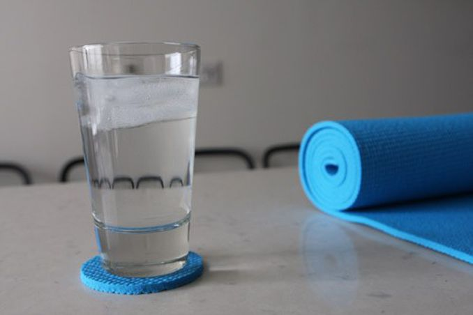 4 Ways To Repurpose Unused Yoga Mats