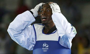 Lutalo Muhammad Apologises For Missing Out On Gold. Fans Are Having None If It.