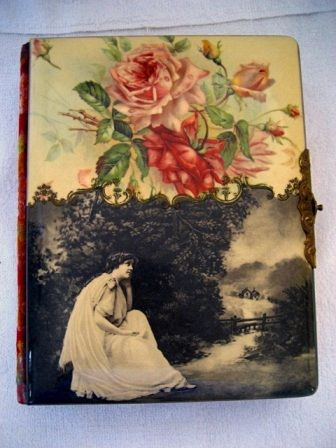Antique Victorian Album