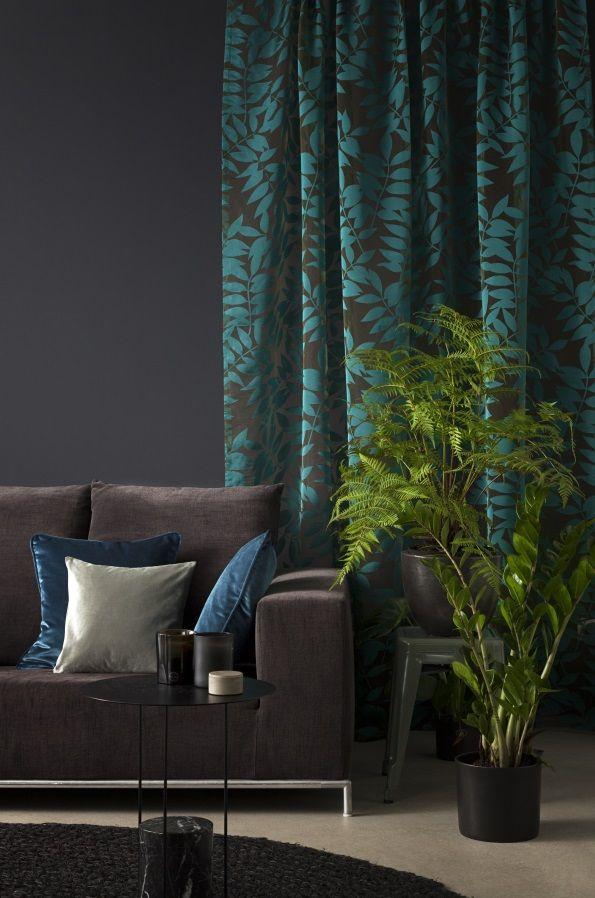SRI LANKA: Los nuevos colores de Rasch Textil / Els nous colors de Rasch Textil. #visillos #cortinas #cortines #ontario #fabrics