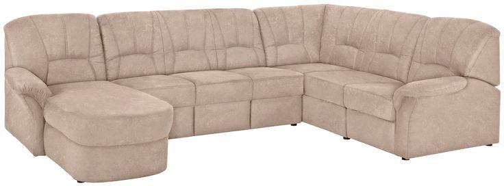 Wohnzimmer sofa grau inspiration f r die for Blaue wohnlandschaft