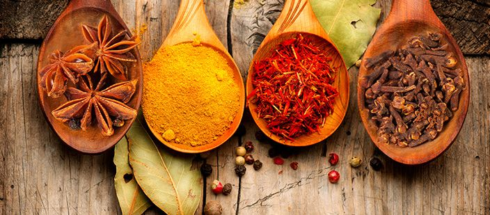 Eight Spices to Fight Depression