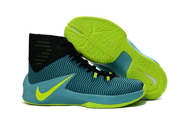 Free Shipping Only 69$ Nike Zoom Clear Out Draymond Green Sport Turquoise Voltage Green Black