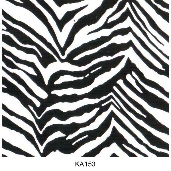 Water transfer film animal skin pattern KA153