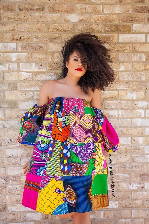 African Clothing                  – Grass-fields