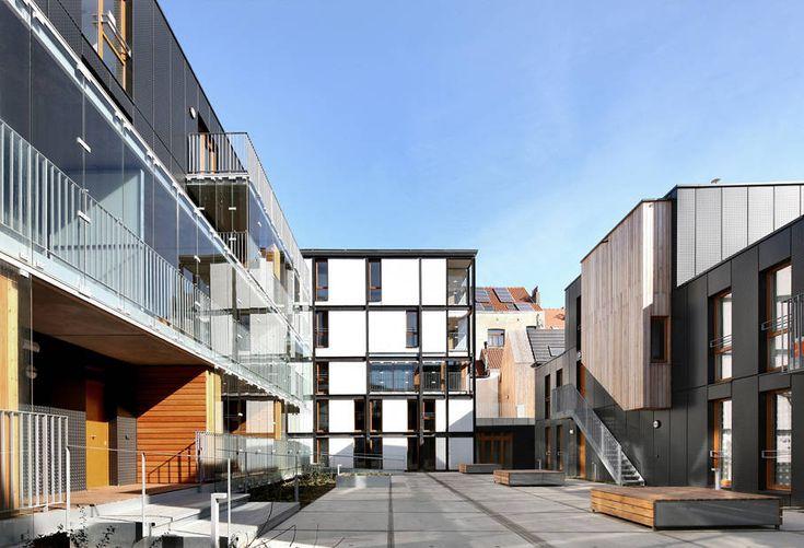 Galeria de Arquitetura de Savonnerie Heymans / MDW - 20