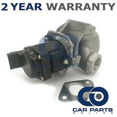 FOR PEUGEOT 308 SW 1.6 HDI 110 DIESEL (2008-2010) EGR EXHAUST GAS VALVE