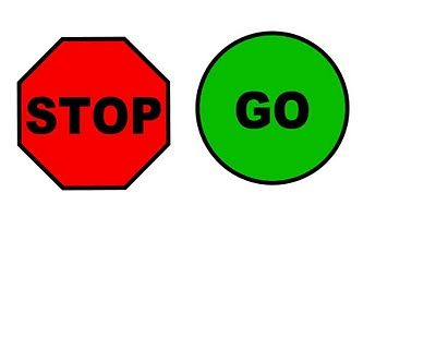 28 - I can be obedient - play red light green light, or simon says, or stop and go