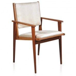 Cadeira Kell, madeira cumaru, 54-83-53