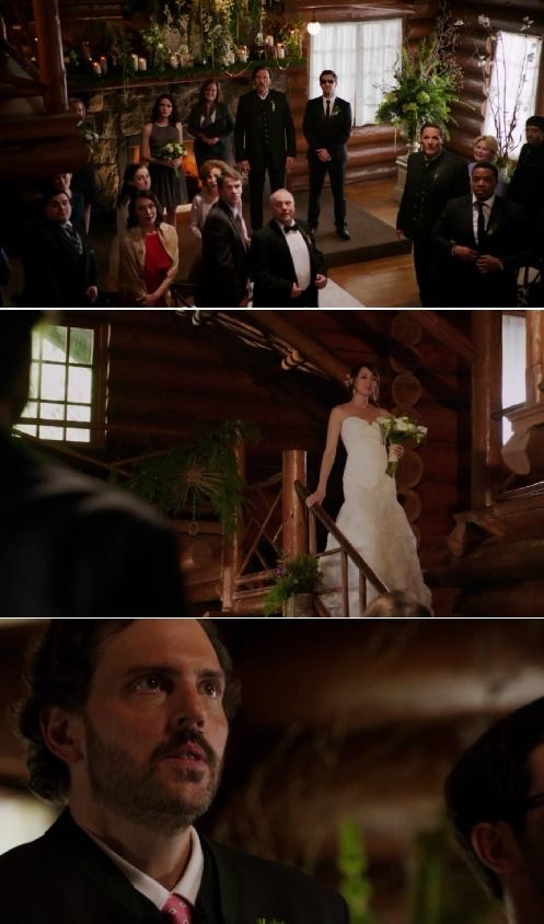 #Grimm | S03E22 | Blond Ambition | Season Finale | NBC   The wedding of Monroe & Rosalie