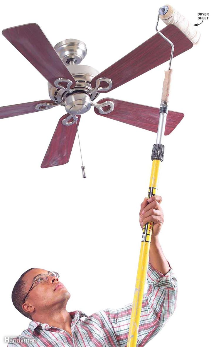 Best 25 Cleaning Ceiling Fans Ideas On Pinterest