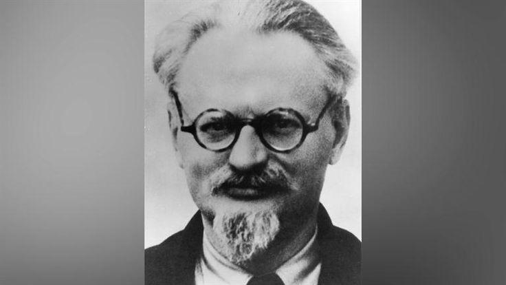 Leon Trotsky - leader of The Bolsheviks