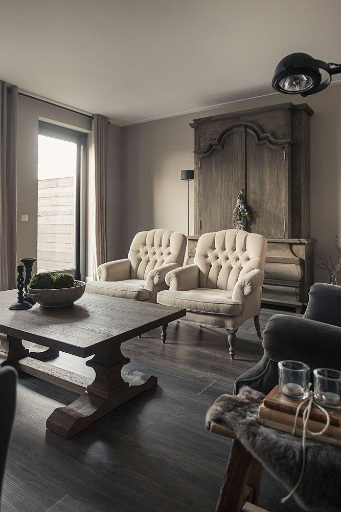 25 beste idee n over landelijke interieurs op pinterest for Landelijk interieur accessoires
