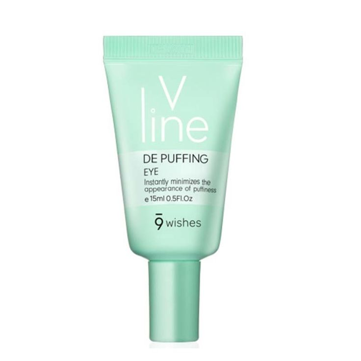 bbcosmetic - [9WISHES] V-Line De-Puffing Eye Cream 15ml, $16.00 (http://bbcosmetic.com/9wishes-v-line-de-puffing-eye-cream-15ml/)