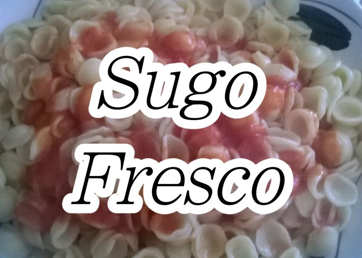 Youtube: https://www.youtube.com/watch?v=FPk2KvLGBcI  Blog: http://cucinaioete.blogspot.it/2016/02/sugo-fresco.html