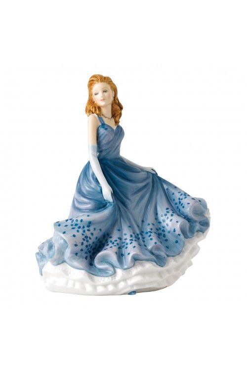 Royal Doulton Sentiments Petites Thoughtful Dreams at Waterford Wedgwood Royal Doulton, Tanger Outlets, San Marcos, TX or call 1-800-203-4540 or 512-396-4025.  We ship.