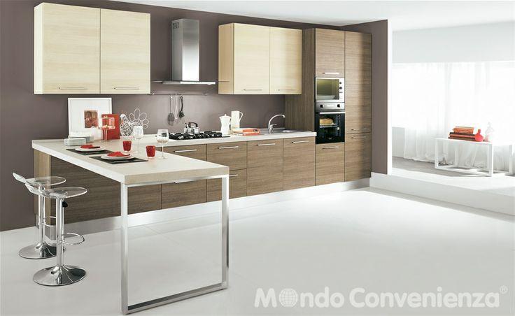 Cucina Stella Mondo Convenienza Cucine, Angolo cottura