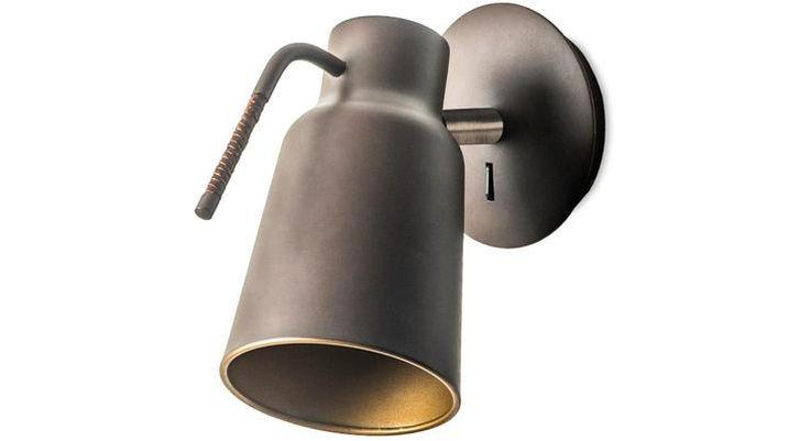 Настенные светильники Leds-C4 Настенный накладной светильник Funk 05-4755-CI-23