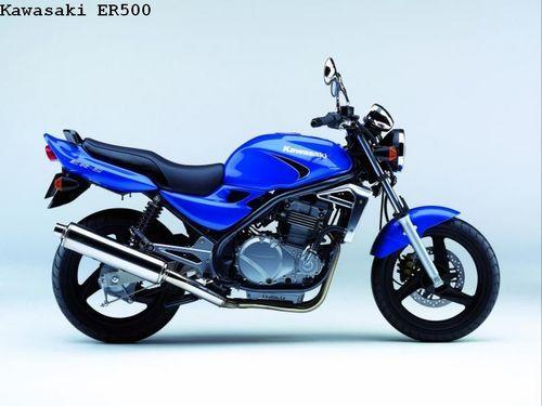 Kawasaki Er500 Service Manual1 997