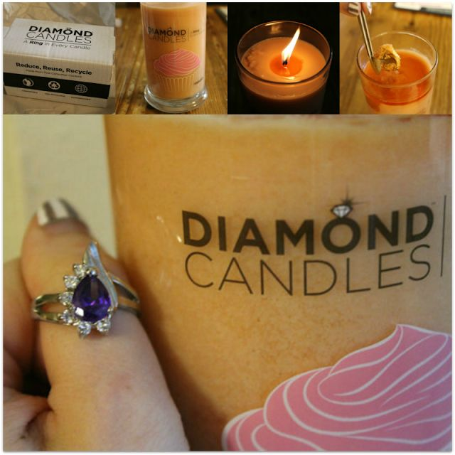 Diamond Candle ring reveal (review and giveaway) . I'd love to win one!!! They have contests all the time.
