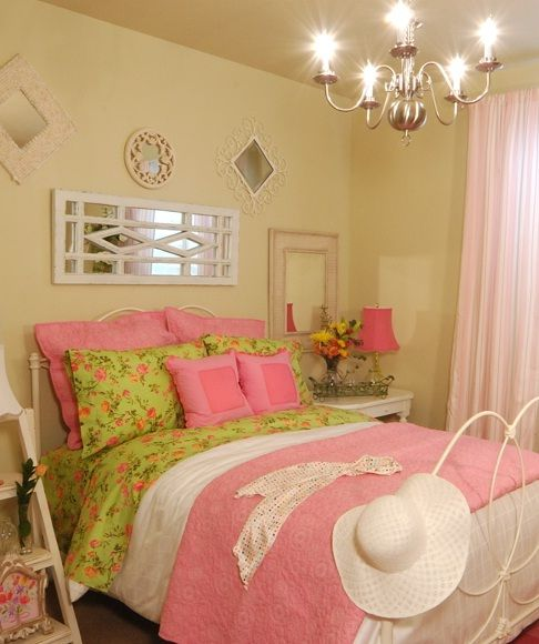 Teen Girls Bedroom Ideas With Lighting Dream Home Pinterest The Chandelier Girls And
