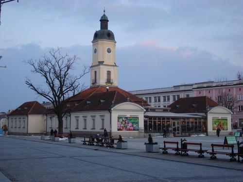 Bialystok town hall