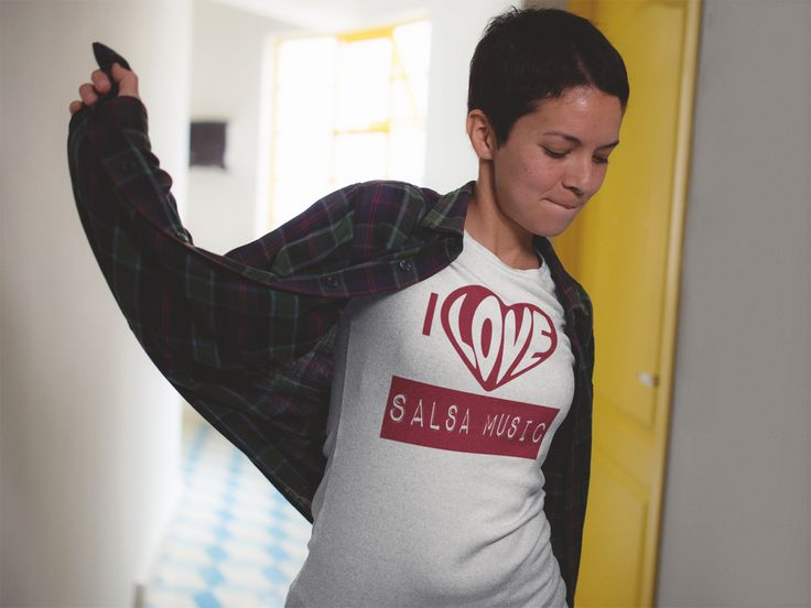 Do you love Salsa Music? Get your's now! Limited Edition Tee