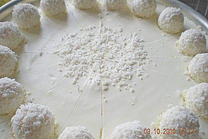 Raffaello-Philadelphia-Torte mit Mascarpone | Chefkoch.de