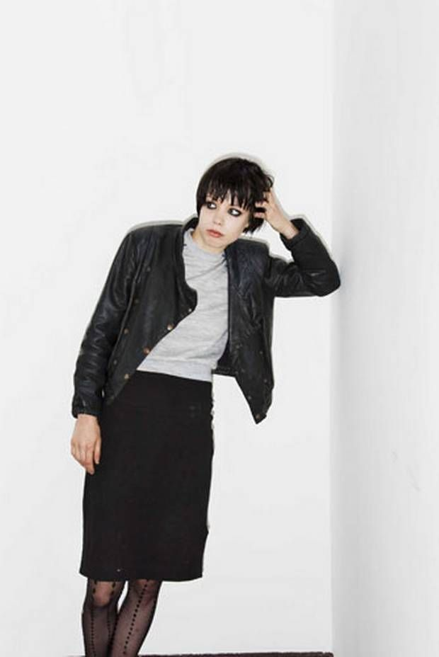 How do I look?: Alice Glass, Singer, age 20 - Features - Fashion - The Independent