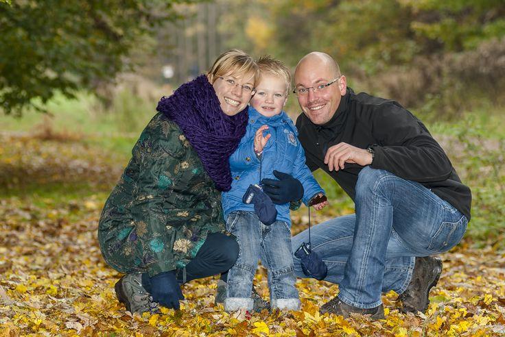 Samen zijn met mijn gezin en af en toe een frisse boswandeling maken!