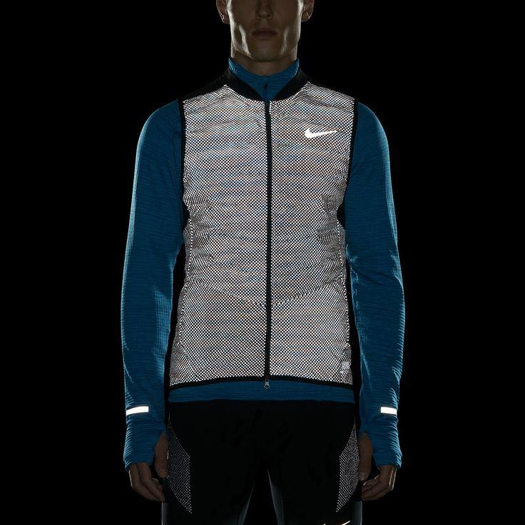 Ανδρικό γιλέκο για τρέξιμο Nike Aeroloft Flash. Nike.com (GR)
