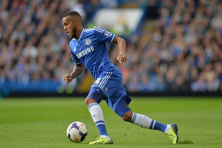 Ryan Bertrand on the charge. #CFC