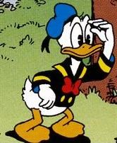 Donald Duck by Don Rosa