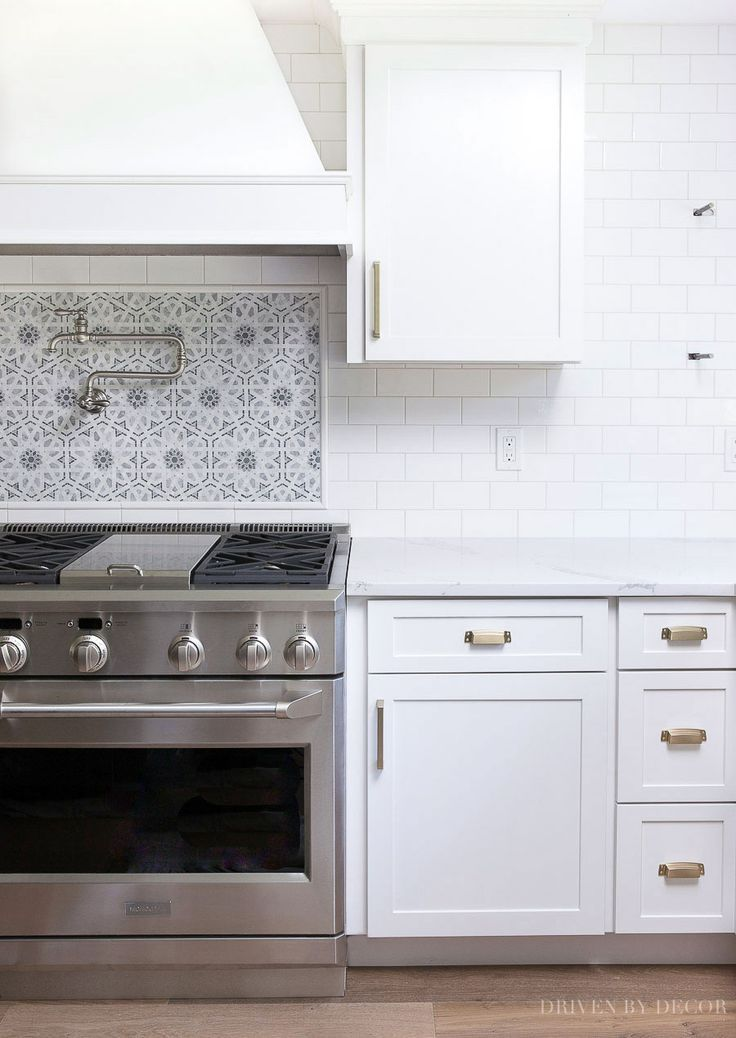 White Subway Tile with Gray Grout: My Favorite Grays | White ...