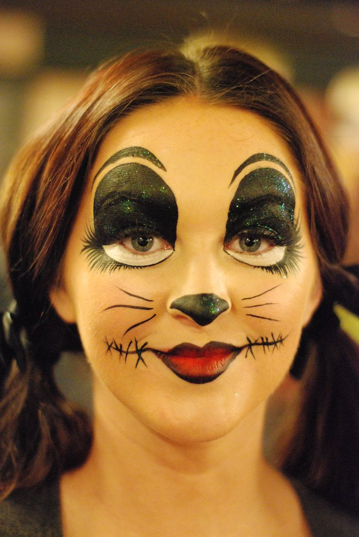 16 best Animal makeup images on Pinterest