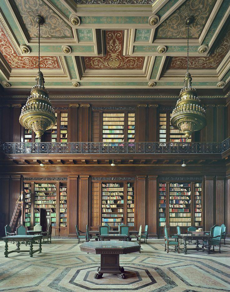 Library, Havana | Michael Eastman